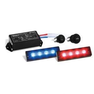 Светосигнальное оборудование для специальных автомобилей