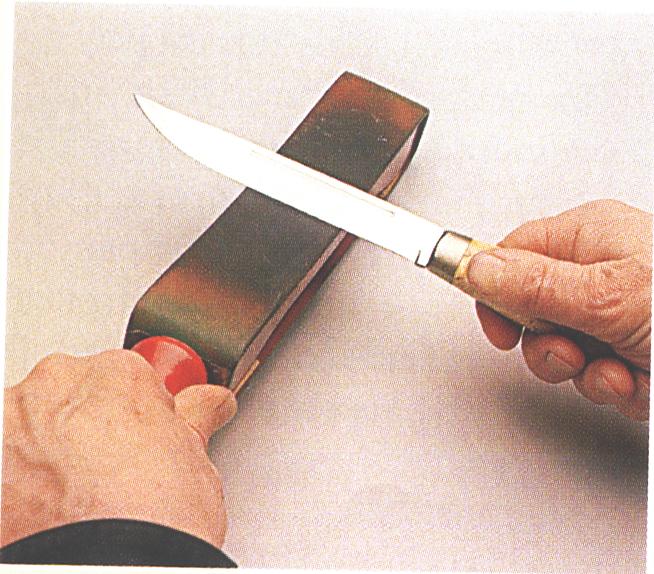 Принадлежности для правки ножа (2)