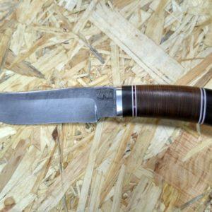 Разделочный нож Хантер дамаск