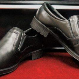 18 декабря 2016г. поступили в продажу туфли для сотрудников МВД